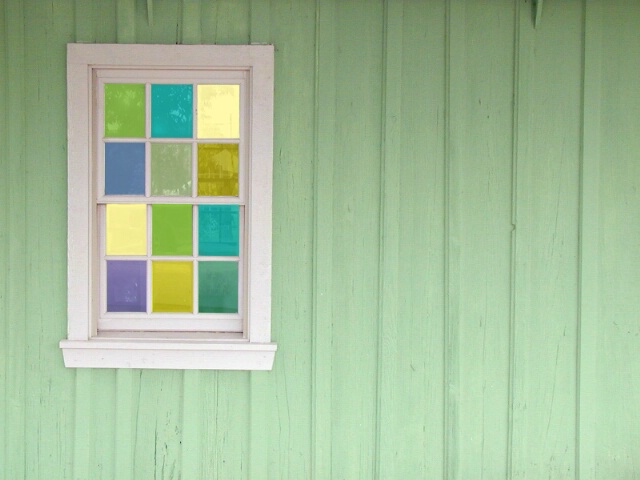 Window of Colors