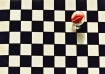checkerboard and ...