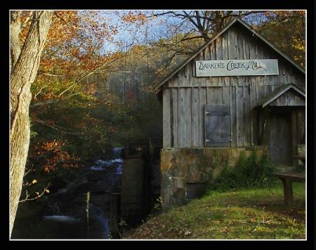 Barker's Creek Mill