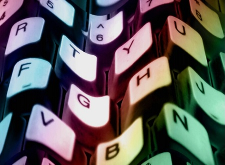 Fluttering Keyboard II