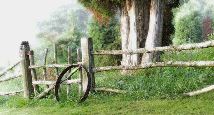 Gate and Wheel