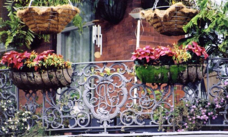 St. Anne's Balcony