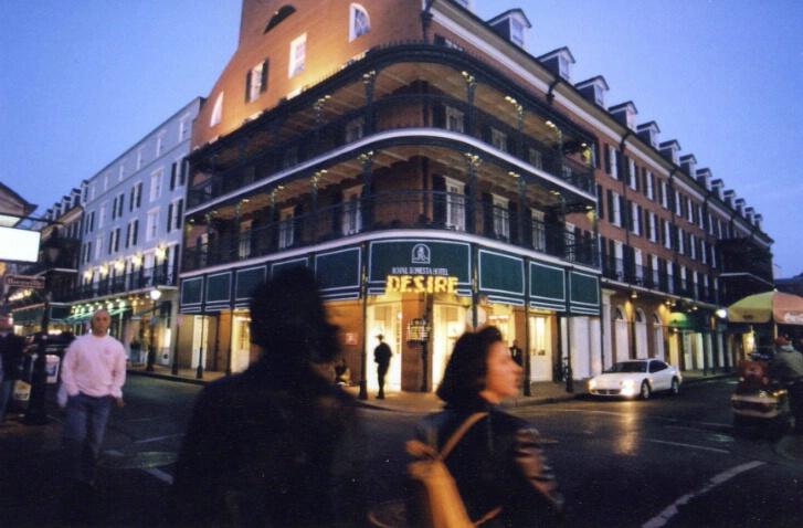 Desire on Bourbon Street