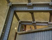 More stairways