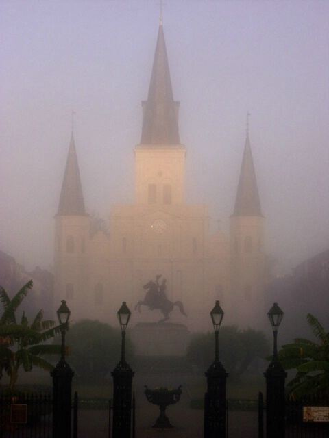 new orleans mist