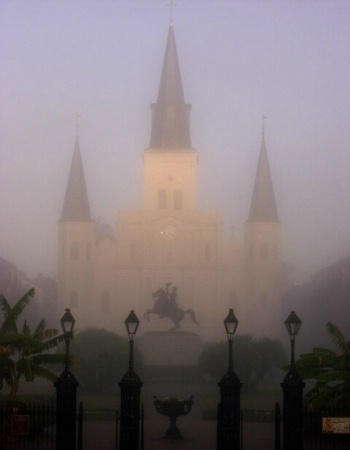 new orleans mist