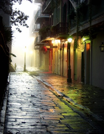 pirates alley