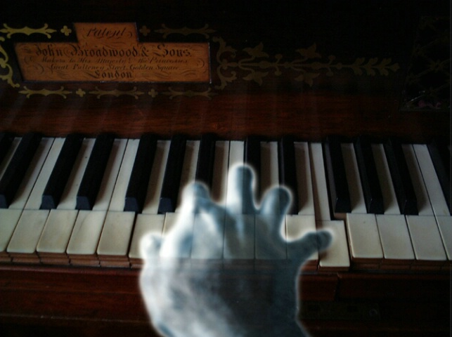 Ghost of a Piano Player