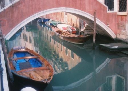 Bridge Over Untroubled Waters