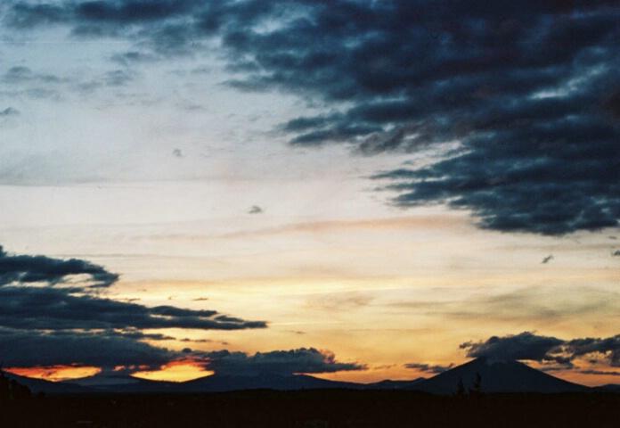 Badger Hill Sunset