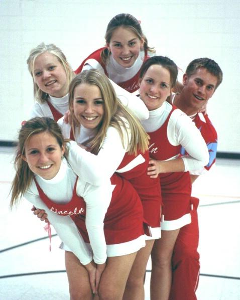 Varsity Cheer Squad - ID: 313965 © Ronald Balthazor