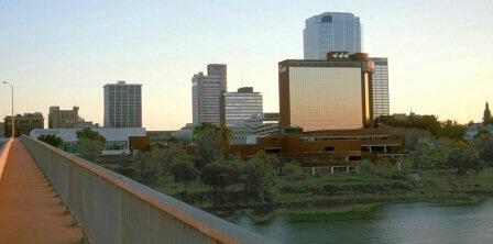 Downtown Little Rock Early Morn - ID: 323836 © Shirley  Scott