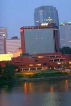 Downtown Little Rock City Scape