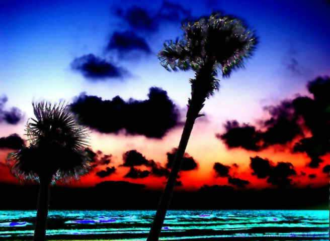 Psychedelic Sunrise
