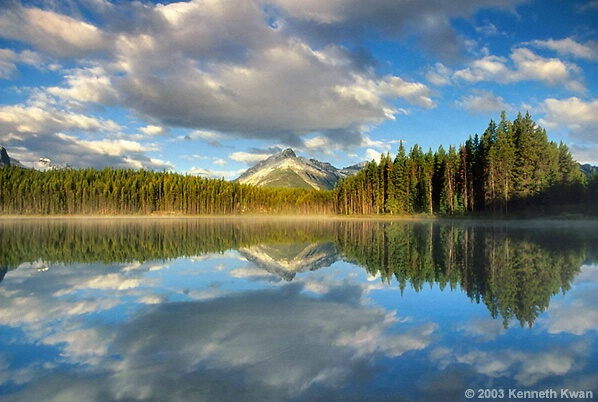 Herbert Lake Reflection
