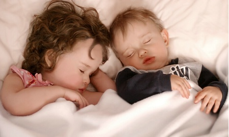 My Sleeping Angels