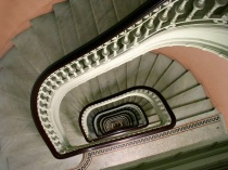 Stairway to NYC