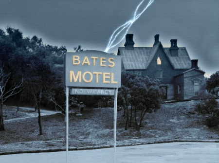 Bates Motel (from Psycho)