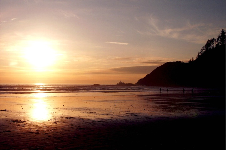 Resubmit of Oregon Coast