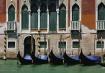 Gondolas in Venic...