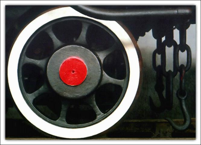 Wheel - The beginning..