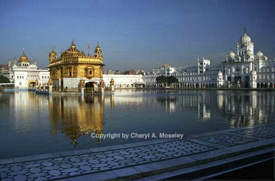 Sikh Golden Temple 2, Amritsar, India - ID: 360208 © Cheryl  A. Moseley