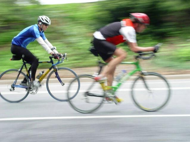 Biker Buddies - ID: 361778 © Virginia Ross