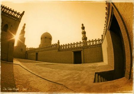 Ibn Tulun Mosque - Cairo