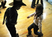 elementary square dance