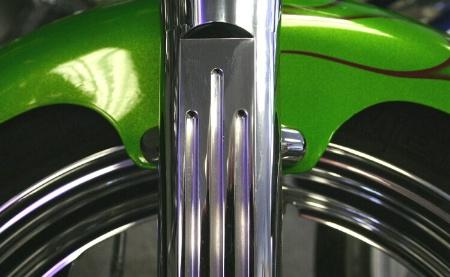 Rim, Fork & Fender