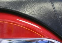 Saddle & Fender Detail