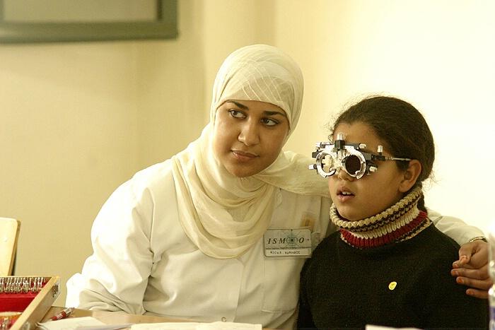 The Eye Examination