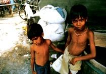 Indian Street Kids