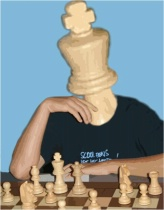 Chess can damage your health !