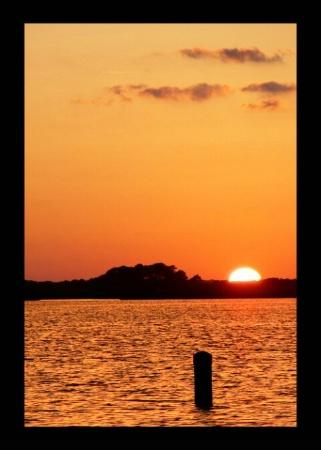 Orange Sundown