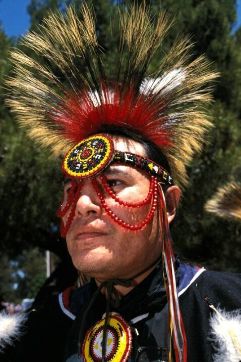 Native American - ID: 375880 © John T. Sakai