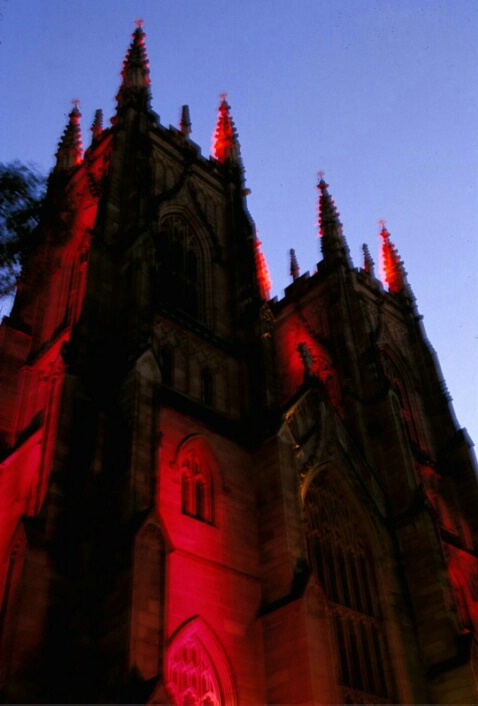 St. Andrew's Cathedral, Gothic Architecture