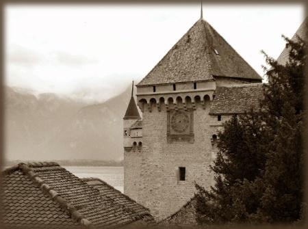 Nestled Castle