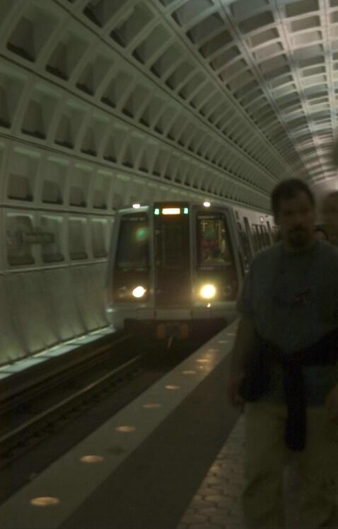 Metro - ID: 389009 © Virginia Ross