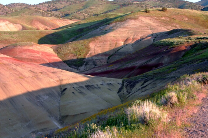 Painted Hills (correct submission)