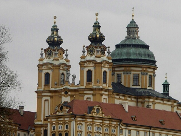 Melk Abbey - ID: 392690 © Sharon  Crook