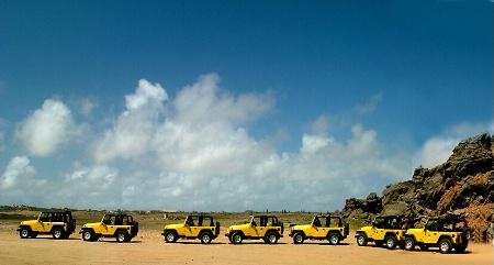 Aruba Jeep Safari