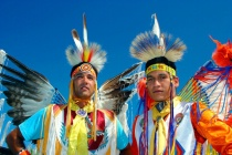 PowWow Competition - Brothers