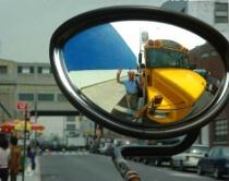 School Bus Mirror