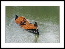 Boat Carrying Sand 2