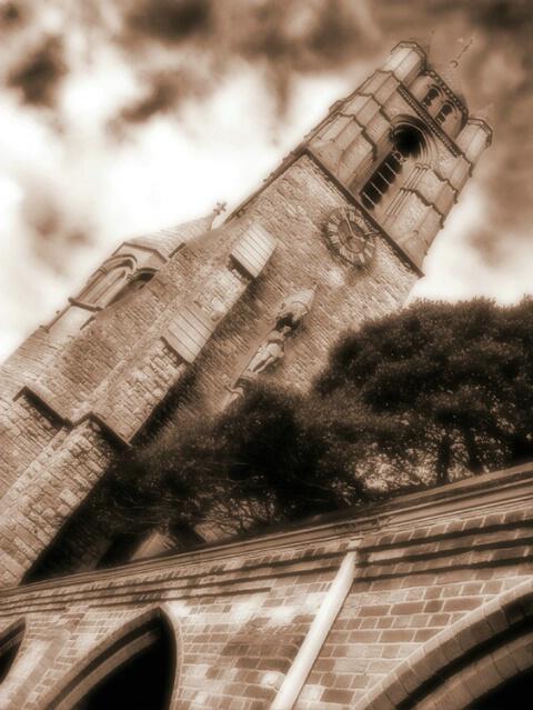 St.Edward's Chapel Oxford