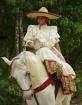 Rider in white