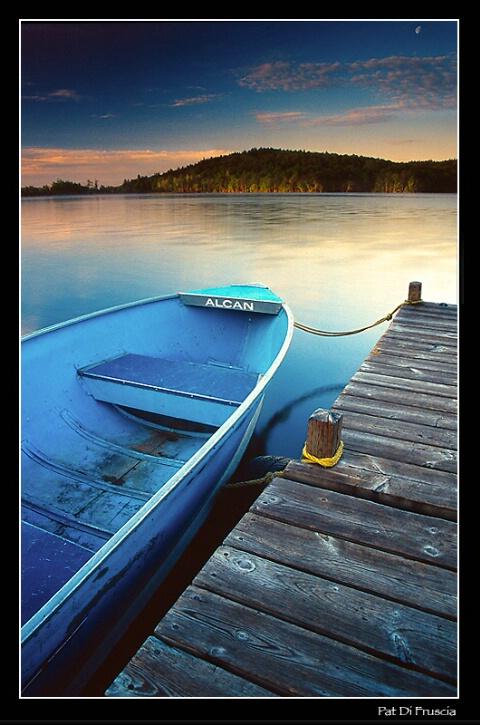 Delage Lake