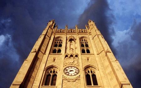 Stormy Memorial Union