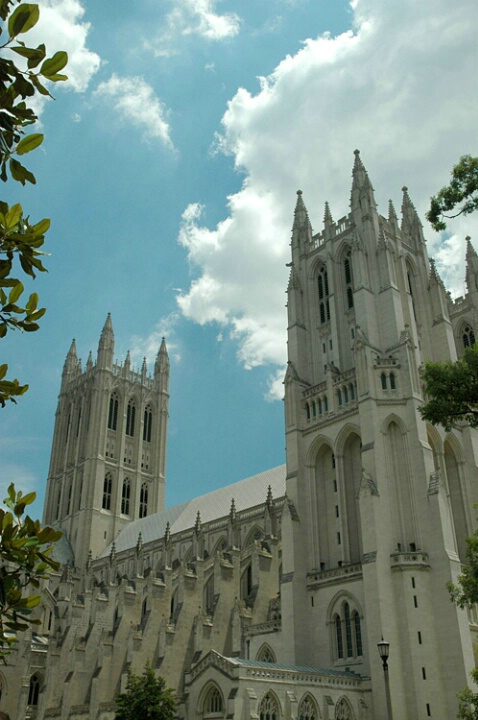 National Cathedral - ID: 442636 © Paul Coco